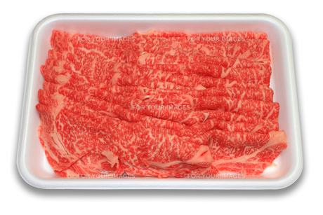 牛肉パックの写真素材 [FYI00062076]