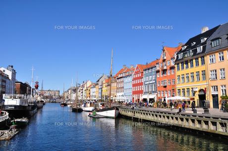 コペンハーゲン ニューハウンの素材 [FYI00062551]