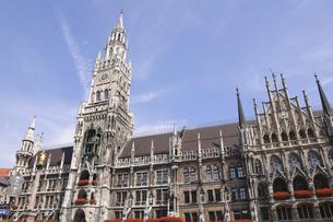 ドイツ ミュンヘン 新市庁舎の写真素材 [FYI00062664]