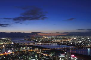 大阪 空中庭園展望台から眺めの素材 [FYI00062864]