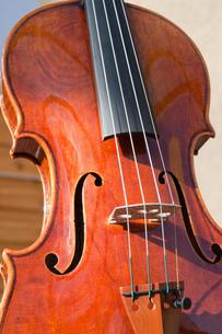 バイオリンの写真素材 [FYI00062932]