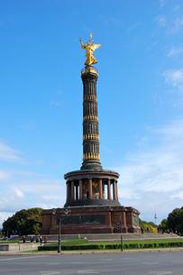 ドイツ ベルリン ジーゲスゾイレの写真素材 [FYI00063007]