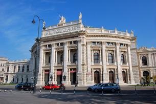 オーストリア ウィーン ブルク劇場の写真素材 [FYI00063024]