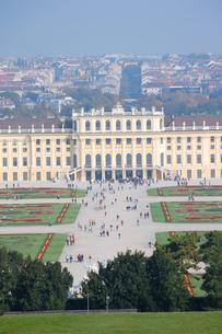 オーストリア ウィーン シェーンブルン宮殿の写真素材 [FYI00063033]