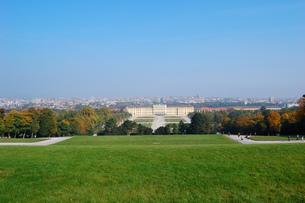 オーストリア ウィーン シェーンブルン宮殿の写真素材 [FYI00063045]