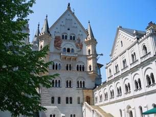 ドイツ ノイシュヴァンシュタイン城の写真素材 [FYI00063081]