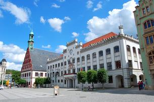 ドイツ ツヴィッカウの写真素材 [FYI00063309]