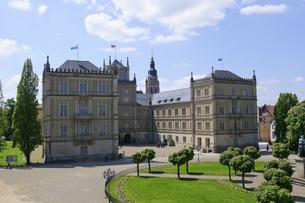 ドイツ コーブルク エーレンブルク城の写真素材 [FYI00063375]