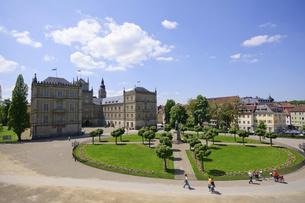ドイツ コーブルク エーレンブルク城の写真素材 [FYI00063376]