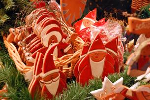 クリスマスマーケットの素材 [FYI00063390]