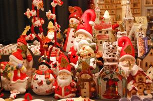 クリスマスマーケットの素材 [FYI00063404]