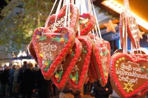 クリスマスマーケットの素材 [FYI00063410]