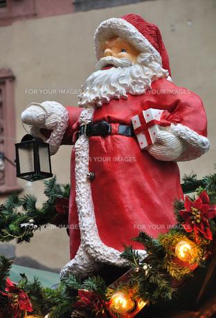 クリスマスマーケットの素材 [FYI00063479]