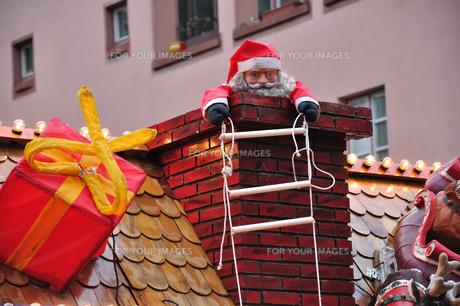 クリスマスマーケットの素材 [FYI00063484]
