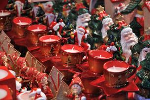 クリスマスマーケットの素材 [FYI00063505]