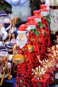 クリスマスマーケットの素材 [FYI00063514]