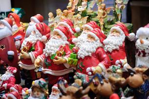 フランス ストラスブール クリスマスマーケットの素材 [FYI00063522]