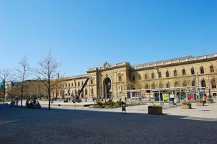 ドイツ マクデブルク中央駅の写真素材 [FYI00063715]