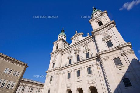 オーストリア ザルツブルク大聖堂の素材 [FYI00064199]
