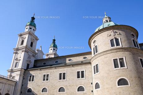 オーストリア ザルツブルク大聖堂の素材 [FYI00064214]