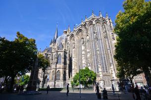ドイツ アーヘン大聖堂の素材 [FYI00064276]