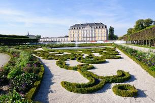 ドイツ ブリュール アウグストゥスブルク城の素材 [FYI00064290]