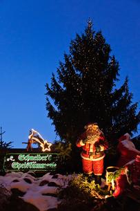 ドイツのクリスマスマーケットの素材 [FYI00064384]