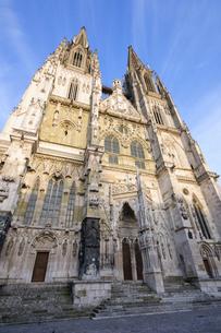 ドイツ レーゲンスブルク 大聖堂の素材 [FYI00064454]