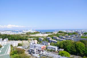 京浜工業地帯の写真素材 [FYI00064543]