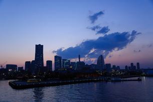 横浜 みなとみらい21の写真素材 [FYI00064594]