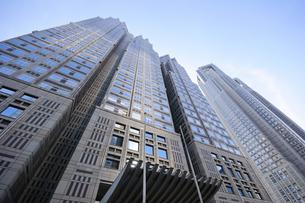 東京 西新宿の超高層ビル群の素材 [FYI00064675]