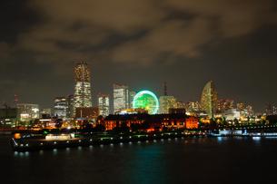 横浜 みなとみらい21の写真素材 [FYI00064815]