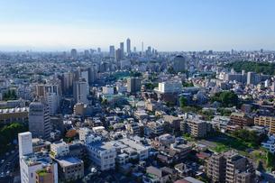 東京 池袋方面の風景の写真素材 [FYI00064914]