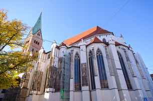 ドイツ アウクスブルク大聖堂の素材 [FYI00064931]