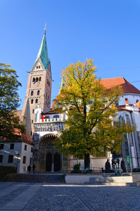 ドイツ アウクスブルク大聖堂の素材 [FYI00064937]
