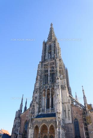 ドイツ ウルム大聖堂の素材 [FYI00064948]