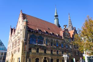 ドイツ ウルム 市庁舎の素材 [FYI00064958]