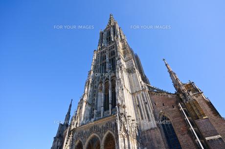 ドイツ ウルム大聖堂の素材 [FYI00064959]