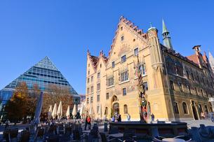 ドイツ ウルム 市庁舎の素材 [FYI00064961]