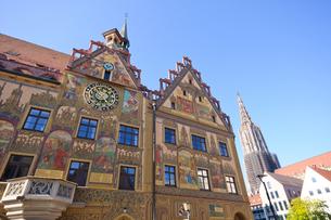 ドイツ ウルム 市庁舎の素材 [FYI00064966]
