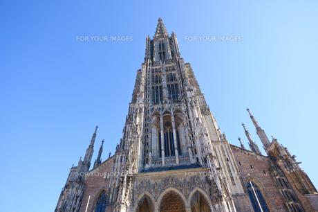 ドイツ ウルム大聖堂の素材 [FYI00064970]