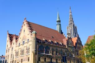 ドイツ ウルム 市庁舎の素材 [FYI00064971]