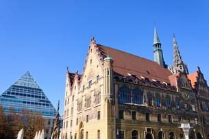 ドイツ ウルム 市庁舎の素材 [FYI00064974]