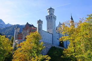 ノイシュヴァンシュタイン城の素材 [FYI00064980]