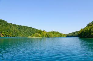 クロアチア 世界自然遺産 プリトヴィツェ湖群国立公園の写真素材 [FYI00065101]