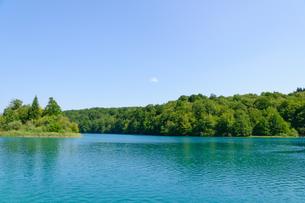 クロアチア 世界自然遺産 プリトヴィツェ湖群国立公園の写真素材 [FYI00065103]