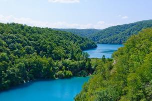 クロアチア 世界自然遺産 プリトヴィツェ湖群国立公園の写真素材 [FYI00065106]