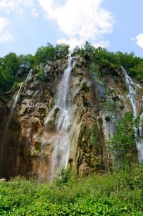 クロアチア 世界自然遺産 プリトヴィツェ湖群国立公園の写真素材 [FYI00065107]
