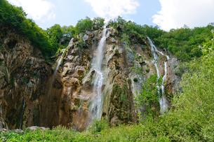 クロアチア 世界自然遺産 プリトヴィツェ湖群国立公園の写真素材 [FYI00065121]