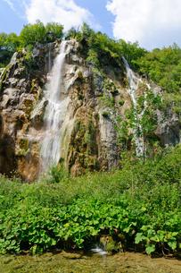 クロアチア 世界自然遺産 プリトヴィツェ湖群国立公園の写真素材 [FYI00065129]